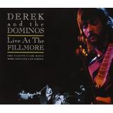 Cd Derek And The Dominos Live At Fillmore Novo [importado]